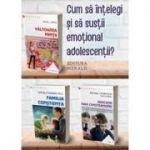 Pachet Cum sa intelegi si sa sustii emotional adolescentii - Shefali Tsabary, Michael Thompson