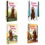 Pachet format din 4 titluri din seria Iepurele si Ursoaica Autorii Julian Gough, Jim Field