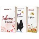 Serie de autor Irina Binder - Iubirea te invata, Strainul de langa mine si Pana la sfarsit