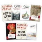 Pachet format din 7 titluri O fata de preot, Ferma Animalelor, Despre libertate de Autorul George Orwell