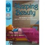 Primary Readers. Sleeping Beauty retold. Level 3 reader with CD - H. Q. Mitchell