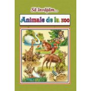 Animale de la zoo (8 planse)