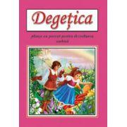 Degetica (8 planse)