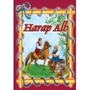 Harap Alb (format A5) - Carte ilustrata