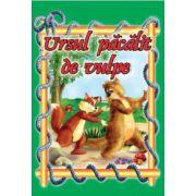 Ursul pacalit de vulpe (format A5) - Carte ilustrata