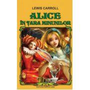 Alice in tara minunilor (contine fisa biobibliografica) - Lewis Carroll