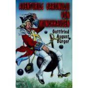Aventurile baronului Von Munchhausen (Gottfied August Burger)