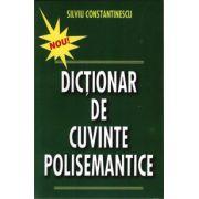 Dictionar de cuvinte polisemantice - Silviu Constantinescu