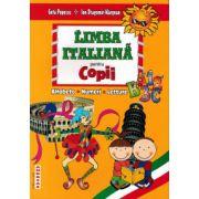 Limba italiana pentru copii - Geta Popescu