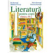 Literatura pentru copii - clasa III