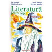Literatura pentru copii - clasa IV