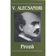 Proza - V. Alecsandri