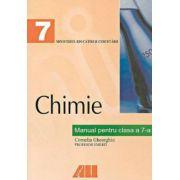 Chimie. Manual pentru clasa a VII-a - Cornelia Gheorghiu