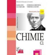 Chimie C1. Manual clasa a XII-a - Sanda Fatu