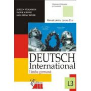 Limba germana Deutsch International L3 - Manual pentru clasa a XI-a