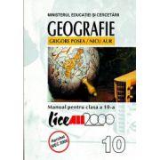 Geografie. Manual pentru clasa a VII-a - Iuliana Armas
