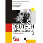 Limba germana Deutsch International L3 - Manual clasa a XII-a