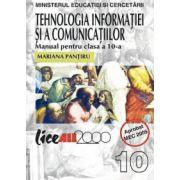 Tehnologia informatiei si a comunicatiilor - Manual clasa a X-a