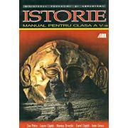 Istorie. Manual pentru clasa a V-a