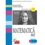 Matematică M2 - Manual clasa a XII-a