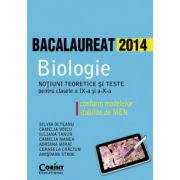 Biologie clasele IX si X - bacalaureat 2014 - Ed. Corint