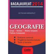 Bacalaureat 2014 - Geografie