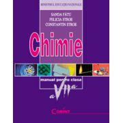 Manual de chimie - clasa a VII-a (Sanda Fatu)