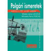 Manual de cultura civica - clasa a VIII-a (limba maghiara)