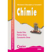 Manual de chimie - clasa a IX-a (SAM)