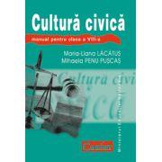Manual de cultura civica, clasa a VIII-a - Maria Liana Lacatus