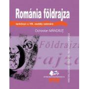 Geografia Romaniei, manual pt clasa a VIII-a (limba maghiara)