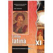 Manual pentru limba latina, clasa a XI-a - Lidia Tudorache