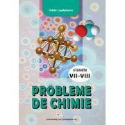 Probleme de chimie - clasele VII-VIII