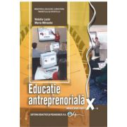 Manual educatie antreprenoriala, clasa a X-a - Natalia Lazar