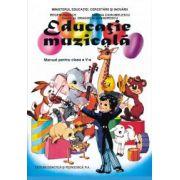 Manual pentru educatie muzicala - clasa a V-a ( Regeni Rausch )