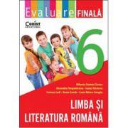 Evaluare finala - Limba si literatura romana clasa a VI-a - Mihaela D. Cristea