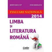 Evaluare nationala - Limba si literatura romana 2014