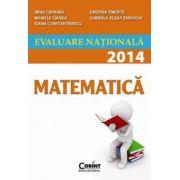 Evaluare nationala- matematica 2014
