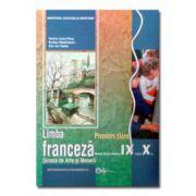 Manual Limba franceza, clasele a IX-a si a X-a. Scoli de Arte si Meserii - Viorica-Aura Paus