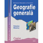 Manual geografie - clasa a X-a SAM