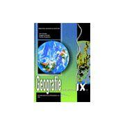 Geografie- Manual pentu clasa a IX-a (Ioan Donisa)