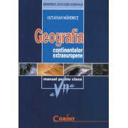 Manual Geografia continentelor extraeuropene, clasa a VII-a - Octavian Mandrut