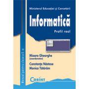 Manual de Informatica, clasa a X-a, profil real - Mioara Gheorghe