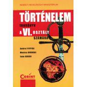 Manual istorie - clasa aVI-a (limba maghiară)