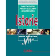 Manual istorie - clasa aVII-a (Florin Constantiniu)