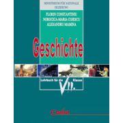Manual istorie - clasa aVII-a (limba germană)