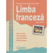 Manual Limba franceza L2 - clasa a X-a