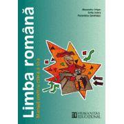 Manual, Limba si literatura romana - clasa a VI-a (Sofia Dobra)