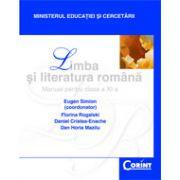 Manual Limba si literatura romana/Simion - clasa a XI-a