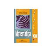Manual matematică M1. Clasa a XII-a - George Popescu, Liviu Parsan, Ion Mihai, Adela Mihai
